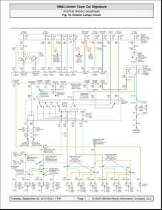 23 Best Sample Of Automotive Wiring Diagram Design - bacamajalah National Electric, Electrical Problems, Diagram Design, Electrical Wiring Diagram, Buick Century, Learn A New Language, Lincoln Continental, Unique Cars, Autos