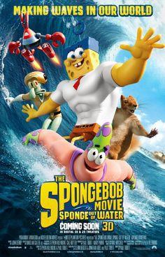 The SpongeBob: Sponge out of Water | Bob Esponja: Um Herói Fora D'água