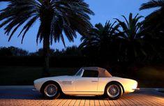 1957 Maserati 150 GT Spider by Fantuzzi