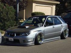 Subaru WRX STi Wagon Hawkeye