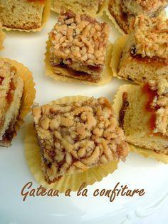 Gâteau à la Confiture /Gateau algérien - Le blog de recette de ratiba,Gâteaux algériens, cuisine facile , gâteau facile