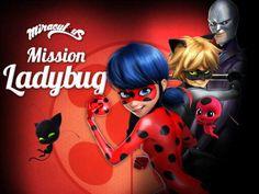 Promo type 1: Miraculous Mission Ladybug