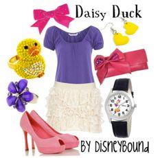 Estilo moderno de Daisy