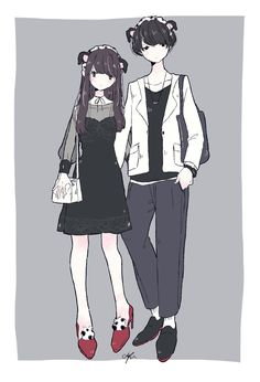 Anime Outfits, Disney Outfits, Character Art, Character Design, Chill Style, Cute Art Styles, Anime Love Couple, Fashion Sketchbook, Ideas