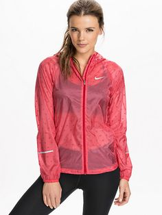 Cyclone Jacket - Nike - Red - Jackets And Coats - Sports Fashion - Women - 8f8e9c09ac