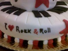 Torta rock chic