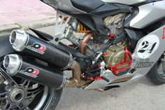 #Ducati #1199S #Panigale #Evotech Edition #motomadrid #forzaducati www.DUCATINOTICIAS.es