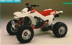 1989 Honda Trx250r