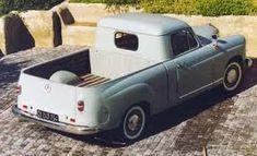 Risultati immagini per ponton pickup Mercedes Benz Trucks, Toy Chest, Storage Chest, Decor, Dekoration, Decoration, Toy Boxes