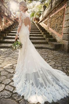 Wedding gown perfection