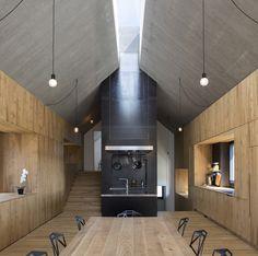 Gallery of Chimney House / Dekleva Gregorič architects - 2
