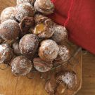 Try the Caramel-Filled Chocolate Ebelskivers Recipe on williams-sonoma.com