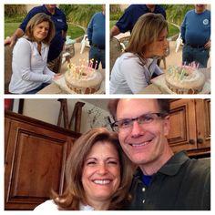 Daily Gratitude 1/20/14 #happybirthday #sister #cake #family