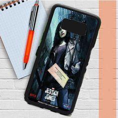 Jessica Jones Marvel Samsung Galaxy S8 Plus Case Dewantary