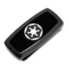 Star Wars Imperial Symbol Money Clip, Black