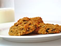 Healthy Thanksgiving Challenge: Oatmeal Pumpkin Spice Cookies | Feastie