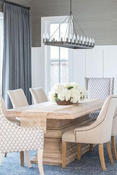 Ivory Dining Room Chairs Simple Project Newport Harbor Part Two  Formal Dining Rooms Newport Decorating Inspiration