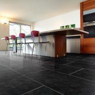 Zeera Slate 36990 - Stone Effect Luxury Vinyl Flooring - Moduleo