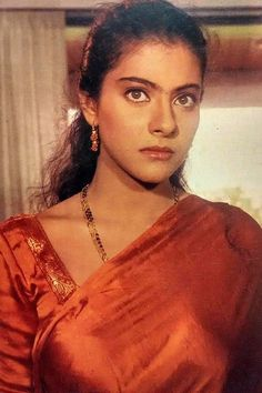 Vintage Bollywood, Indian Bollywood, Bollywood Actress, Best Actress In India, Beautiful Indian Actress, Kajol Saree, Indian Goddess, Iconic Women, Indian Celebrities