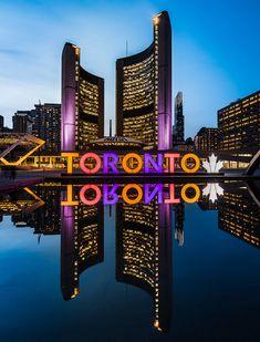Toronto on Toronto [OC] [1524x2000]