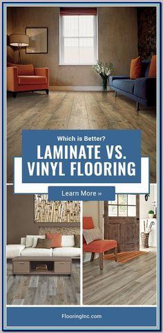 (paid link) What type of wood flooring is best for kitchen? #woodfloorkitchen Vinyl Vs Laminate Flooring, Armstrong Vinyl Flooring, Flooring On Walls, Best Laminate, Vinyl Flooring Kitchen, Diy Flooring, Flooring Options, Stone Flooring, Flooring Ideas