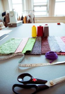 Learn how to make your own clothes with these step by step techniques for garment making.