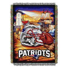 Football Fan Shop The Northwest Company Throw - New England Patriots