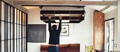 lit escamotable plafond, comment ca fonctionne