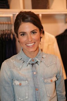 Our Denimblog.com Exclusive interview with Nikki Reed for 7 For All Mankind