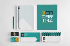 Em Cartaz by Kempeli Design e Comunicação , via Behance