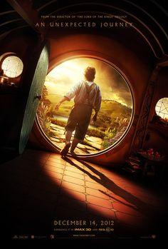 Hobbit - An Unexpected Journey Poster