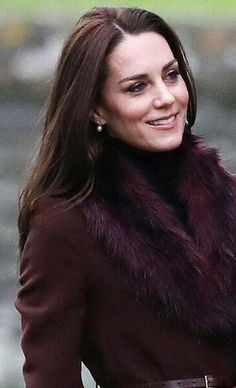 The Duchess of Cambridge, December 25, 2016