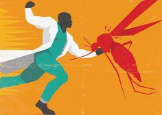 #Retro-Style Disease Posters Turn Doctors Into Superheros - Gizmodo Australia: Retro-Style Disease Posters Turn Doctors Into Superheros…