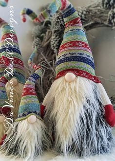 XL Swedish Tomte Nordic Nisse Christmas Gnome Troll Elf