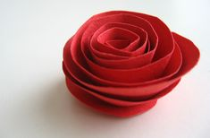 Easy Crafts for Adults | When you see how easy these paper flowers are to make, you will find ...