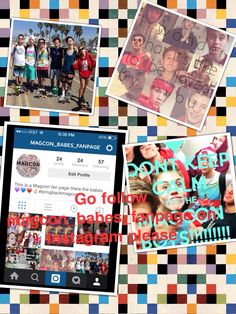 Go  follow them on Instagram please there amazing ☺️