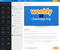 Weebly - Named one of TIME's 50 Best Websites, Weebly gives everyone a surprisingly easy way to create a unique site. Create your own personal website/ blog to showcase your experiences.