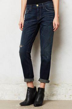 Current/Elliott Fling Relaxed Jeans - anthropologie.com