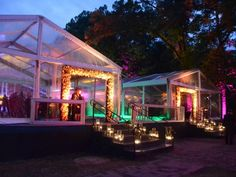 Award of Excellence Private Tent Rental Bijoux Parisians on Display Mahaffey Fabric Structures