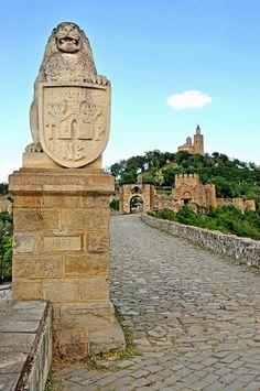 Tsarevets Fortress, Veliko Turnovo, Bulgaria