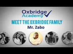 Meet the Oxbridge Academy Family - Mr. Zabo - YouTube