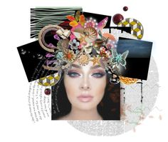 """""""let go"""" by seasidecollectibles ❤ liked on Polyvore featuring Gorham, Christian Louboutin and vintage"""