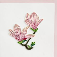 Quilled Paper Art: