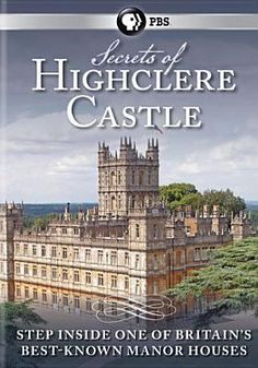 Secrets of Highclere Castle (DVD). For more information visit www.houstonlibrary.org or call 832-393-1313.