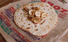 Apple-Banana Breakfast Tortillas [Vegan] | One Green Planet