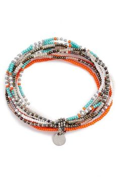 Tendance Bracelets Chan Luu Patterned Seed Bead Stretch Bracelet | Nordstrom Tendance & idée Bracelets 2016/2017 Description Chan Luu Patterned Seed Bead Stretch Bracelet available at #Nordstrom