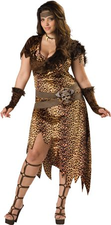 Wholesale Halloween Suede Sexy Carnival Fancy Dress Costumes Barbarian Woman