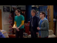 Sheldon comforts the creepy doctor that is infatuated with Penny. Leonard and Sheldon are brilliant physicists - geniuses in the laboratory, but socially ... http://bigbangtheorytribe.com/?p=2398