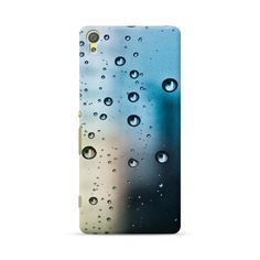 Sony Xperia XA Rain Drop Window Case