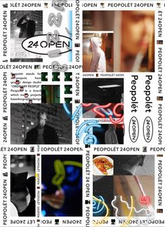 Peopolét — 24OPEN : ORDINARY PEOPLE